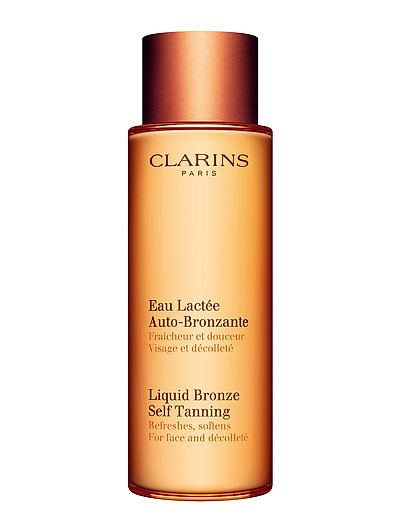 SELF TANNERS LIQUID BRONZESELF TANNING FACE - NO COLOR