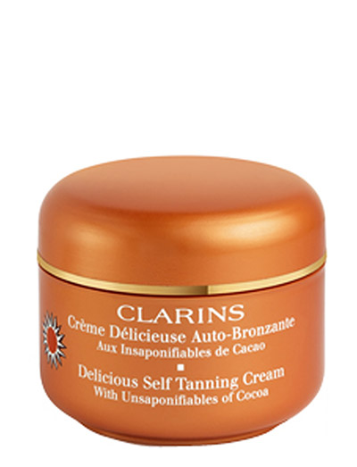 CLARINS SELF TANNERS DELICIOUS SELF - NO COLOR