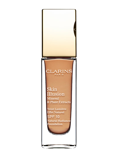 CLARINS SKIN ILLUSION FOUNDATION SP - 112 AMBER