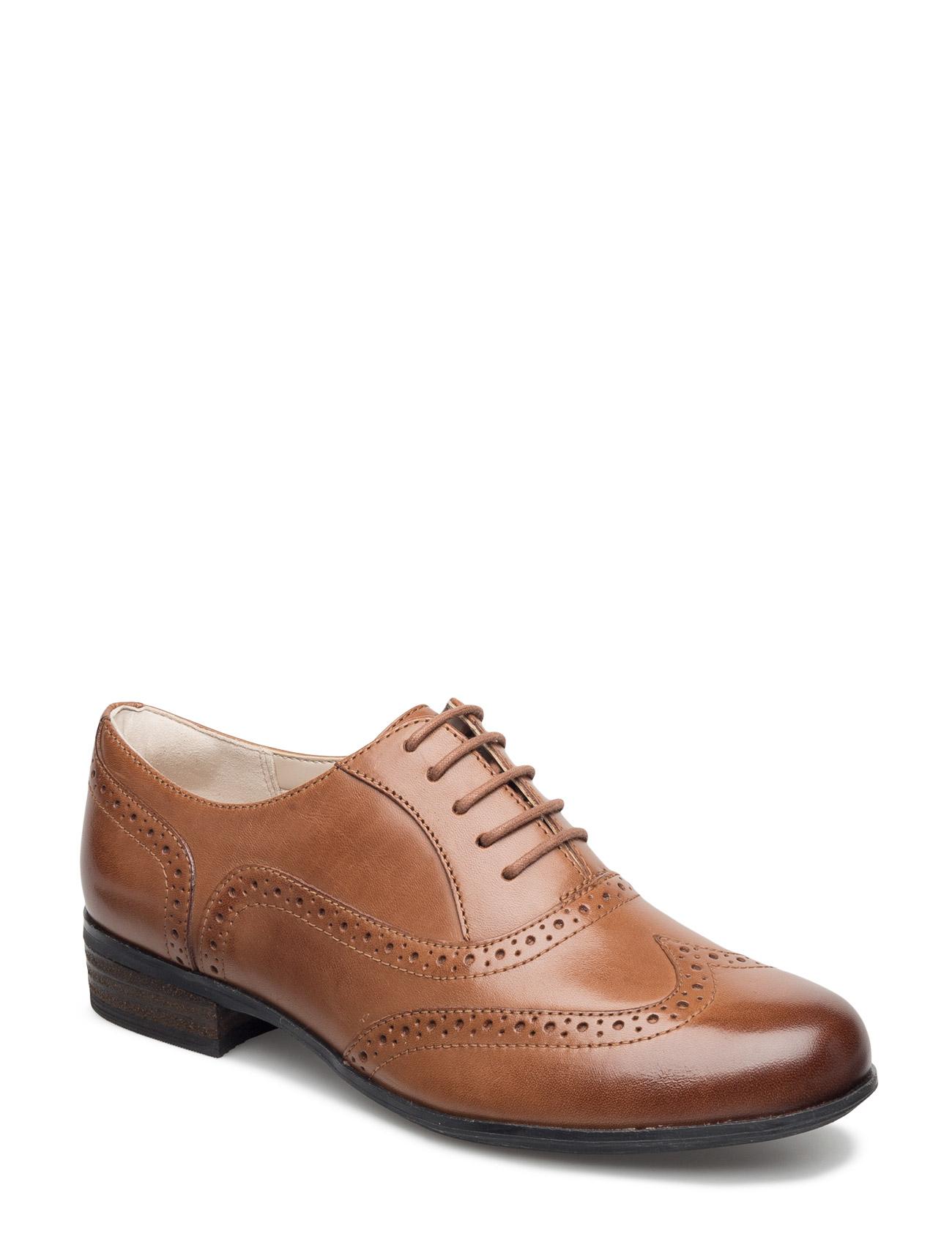 Hamble Oak Clarks Flade sko til Kvinder i