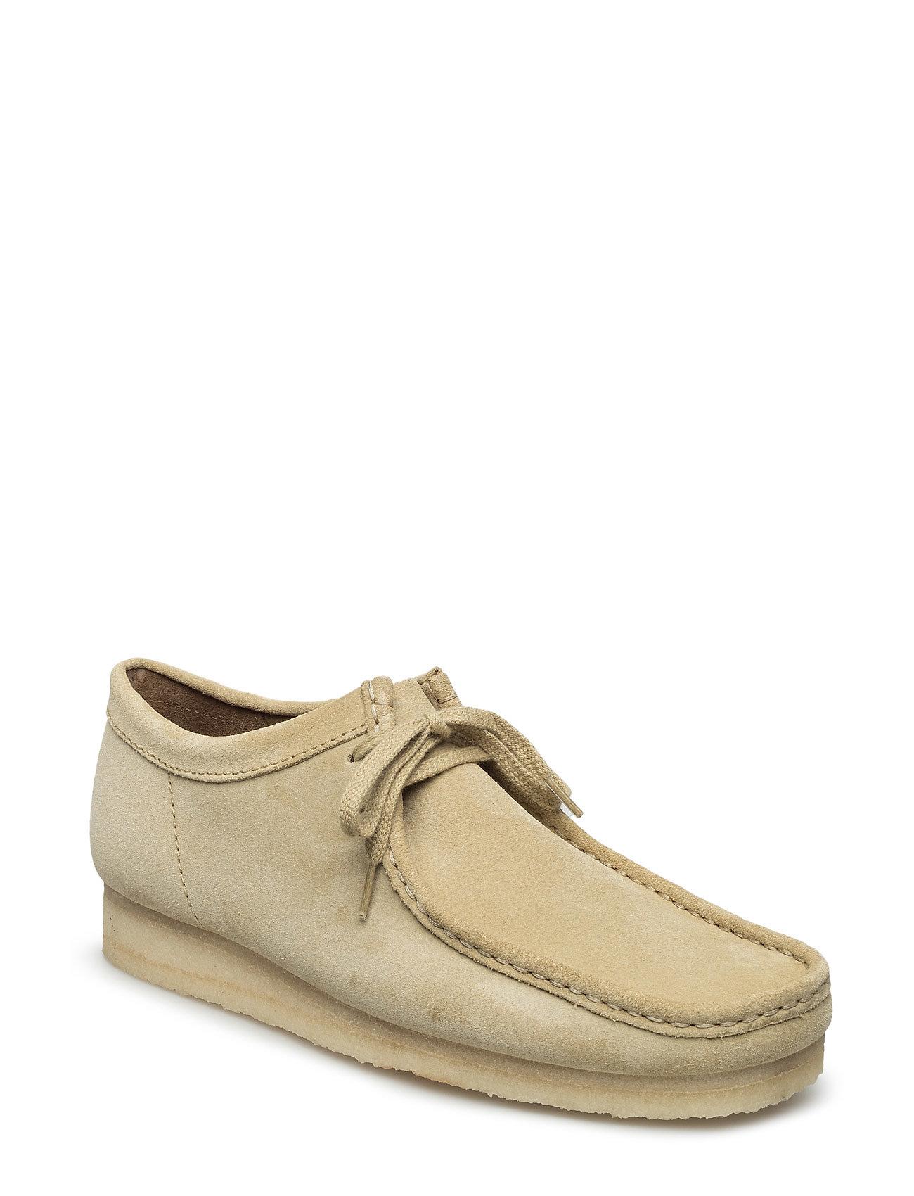 Wallabee Clarks Casual sko til Herrer i