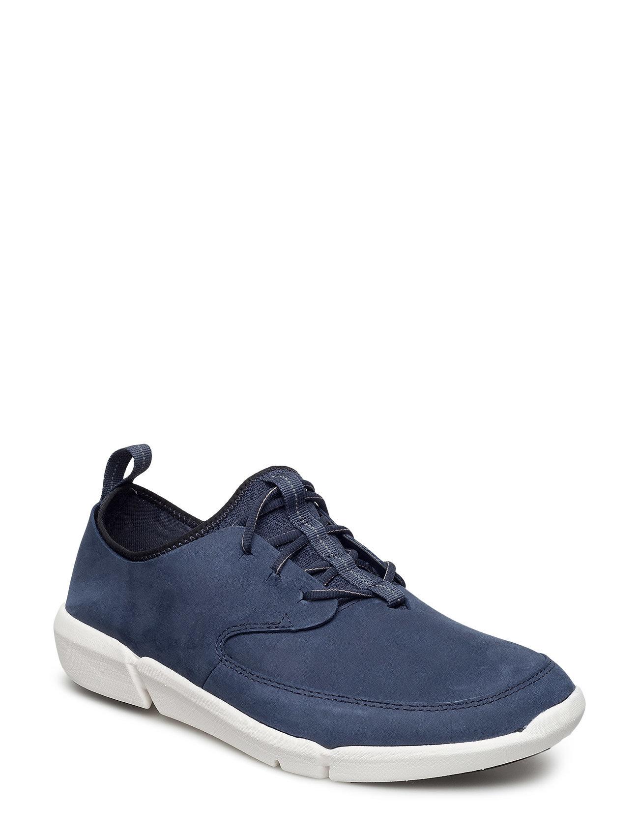 Triflow Form Clarks Sneakers til Herrer i Blå