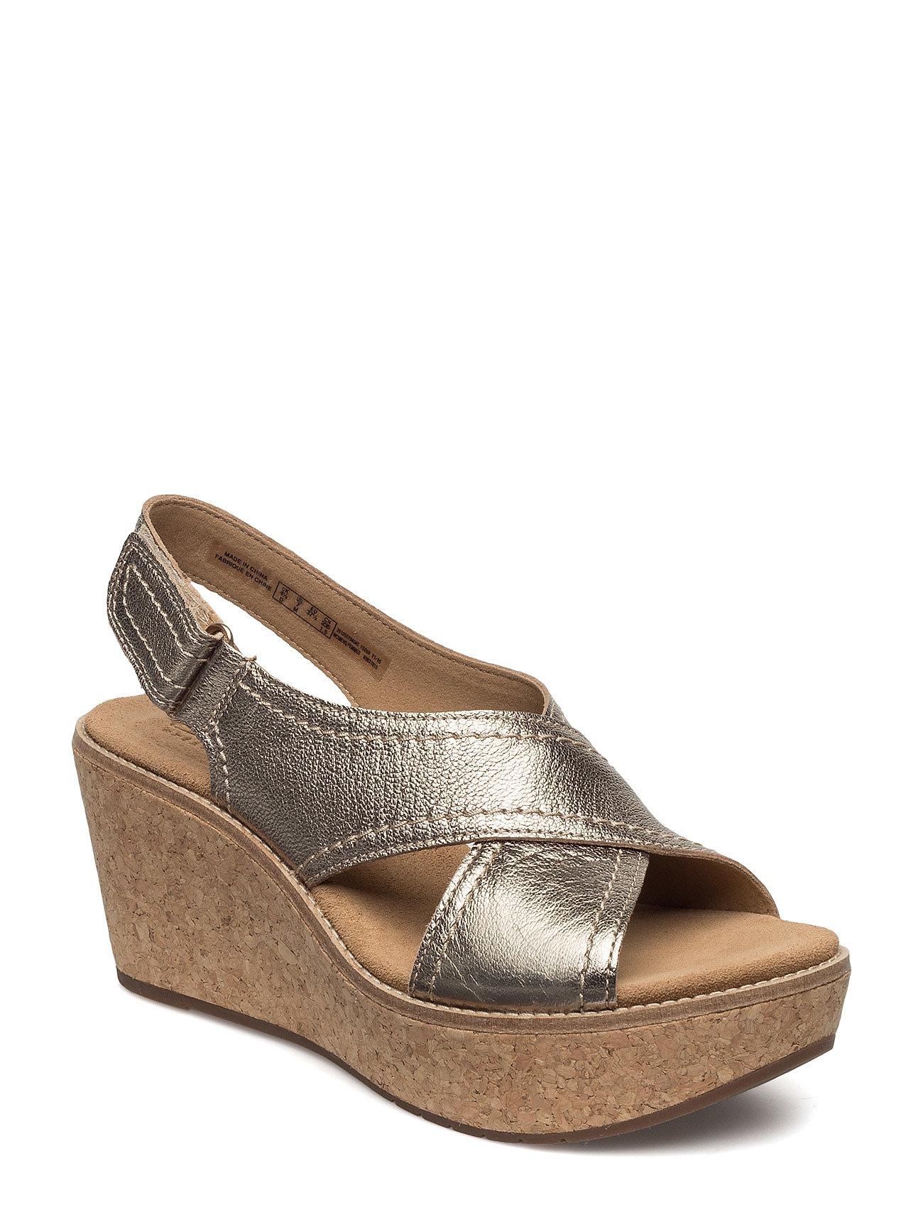 Aisley Tulip Clarks Sandaler til Damer i