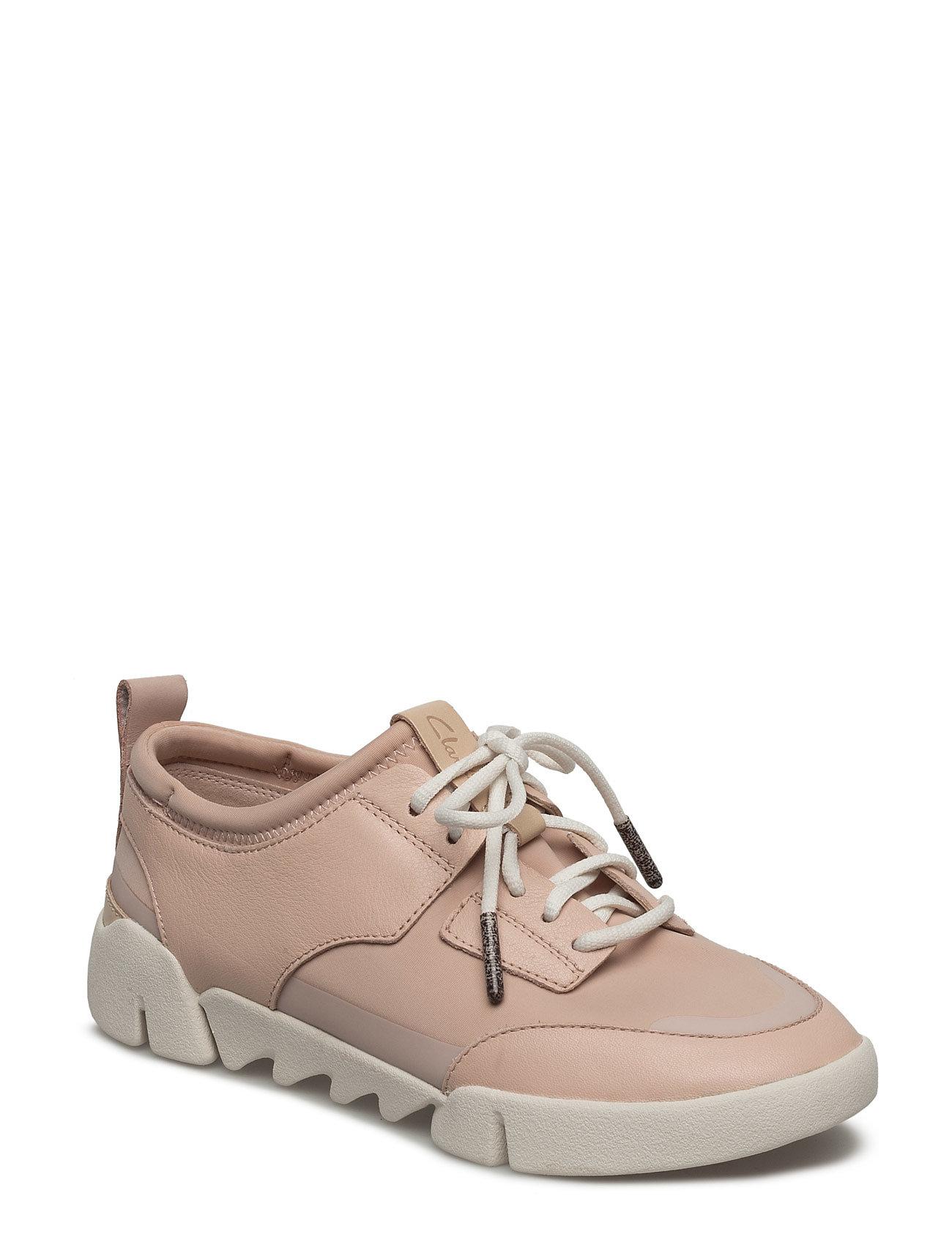 Tri Soul Clarks Sneakers til Damer i