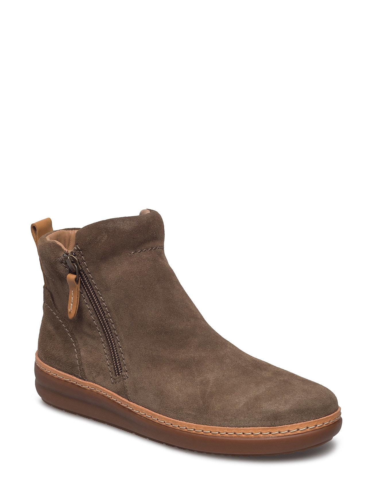 Amberlee Rosi Clarks Støvler til Damer i Oliven
