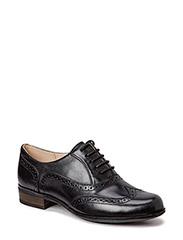 Hamble Oak - Black Leather