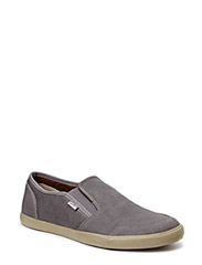 Torbay Slipon - Grey