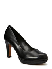 Crisp Kendra - Black Leather