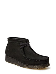 Wallabee Boot - Black