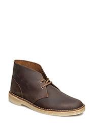 Desert Boot - BEESWAX