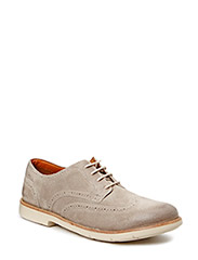 Raspin Brogue - Grey