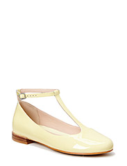 Festival Glee - Pale Yellow Patent