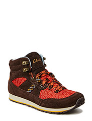 Incast Hiker - Brown/Rust