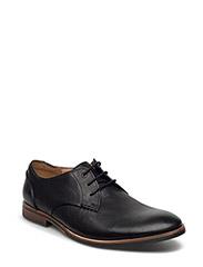 Broyd Walk - Black Leather