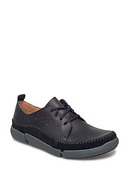 Trifri Lace - Black Leather