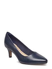 Isidora Faye - Navy Leather