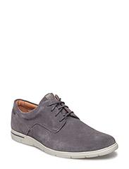 Vennor Walk - Grey Suede