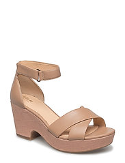 Maritsa Ruth - Beige Leather