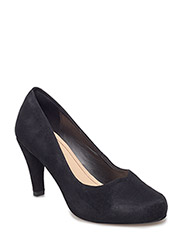 Dalia Rose - Black Suede