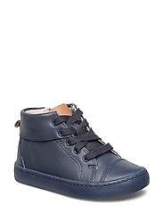 City Jungle - Navy Leather