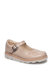 Crown Jump - Blush Leather