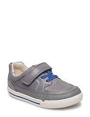 Mini Oasis - Grey Leather