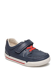 Mini Oasis - Navy Leather