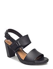 Kurtley Shine - Black Leather