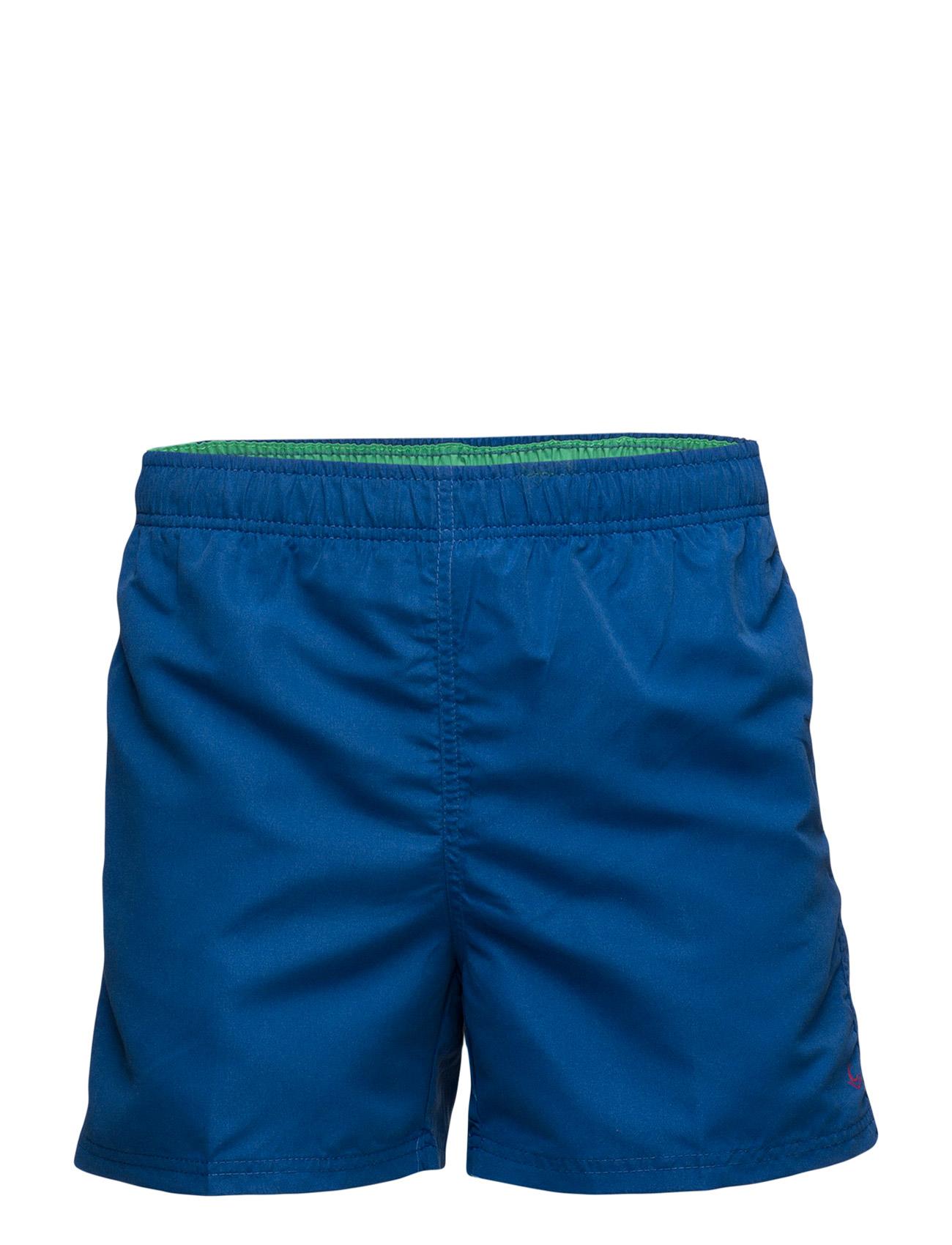 Men'S Swimshort, Short Model Claudio Shorts til Mænd i Blå