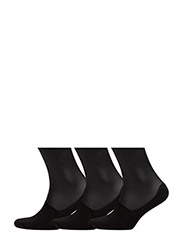 Claudio cotton secret sock 3-pack - Black