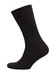 Non Elastic Wool  Claudio - BLACK