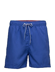 Mens Swimshorts - SOLID BLUE