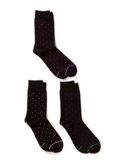 Mens Compsock Claudio Highline 3-pack - Dot