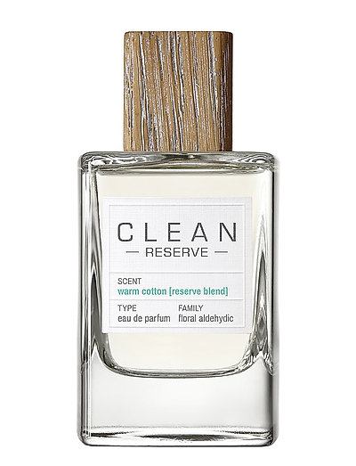CLEAN RESERVE BLENDS WARM COTTON - CLEAR