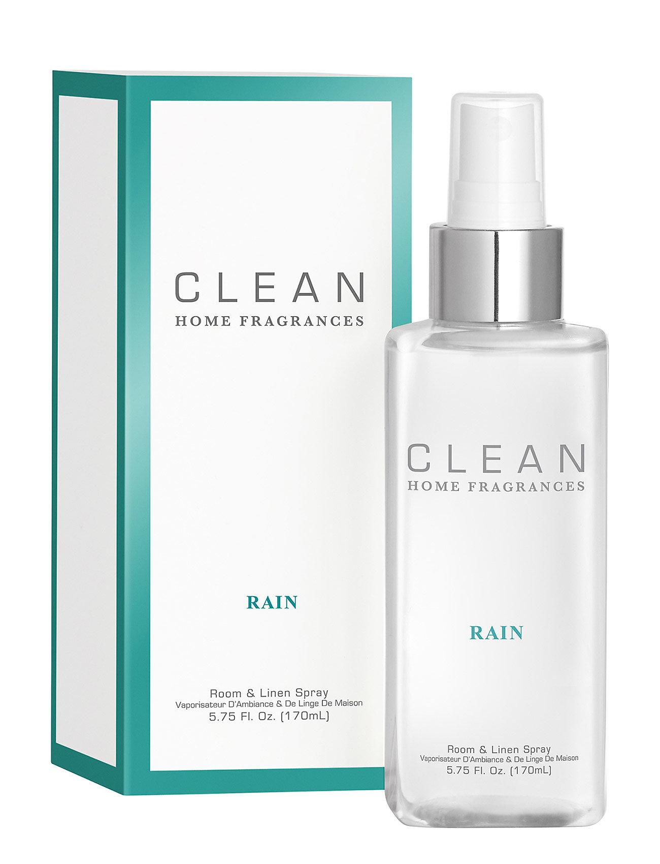 clean – Rain linen/room spray på boozt.com dk