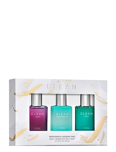 CLEAN Perfumes Layering Set - CLEAR