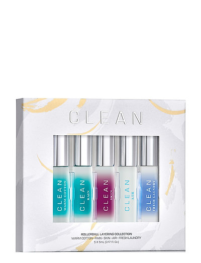CLEAN Rollerball Layering Collection - CLEAR