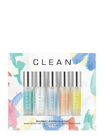 5 Piece EdP(Warm Cotton-Blossom-Air-Fresh Laundry-Fresh Line - CLEAR