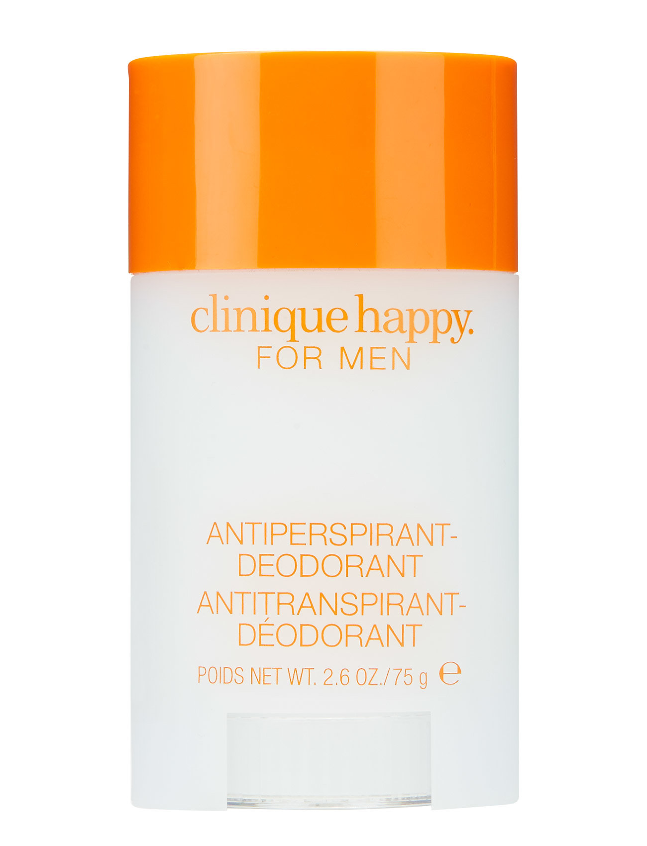clinique Clinique happy. for men antiperspirant deodorant stick fra boozt.com dk