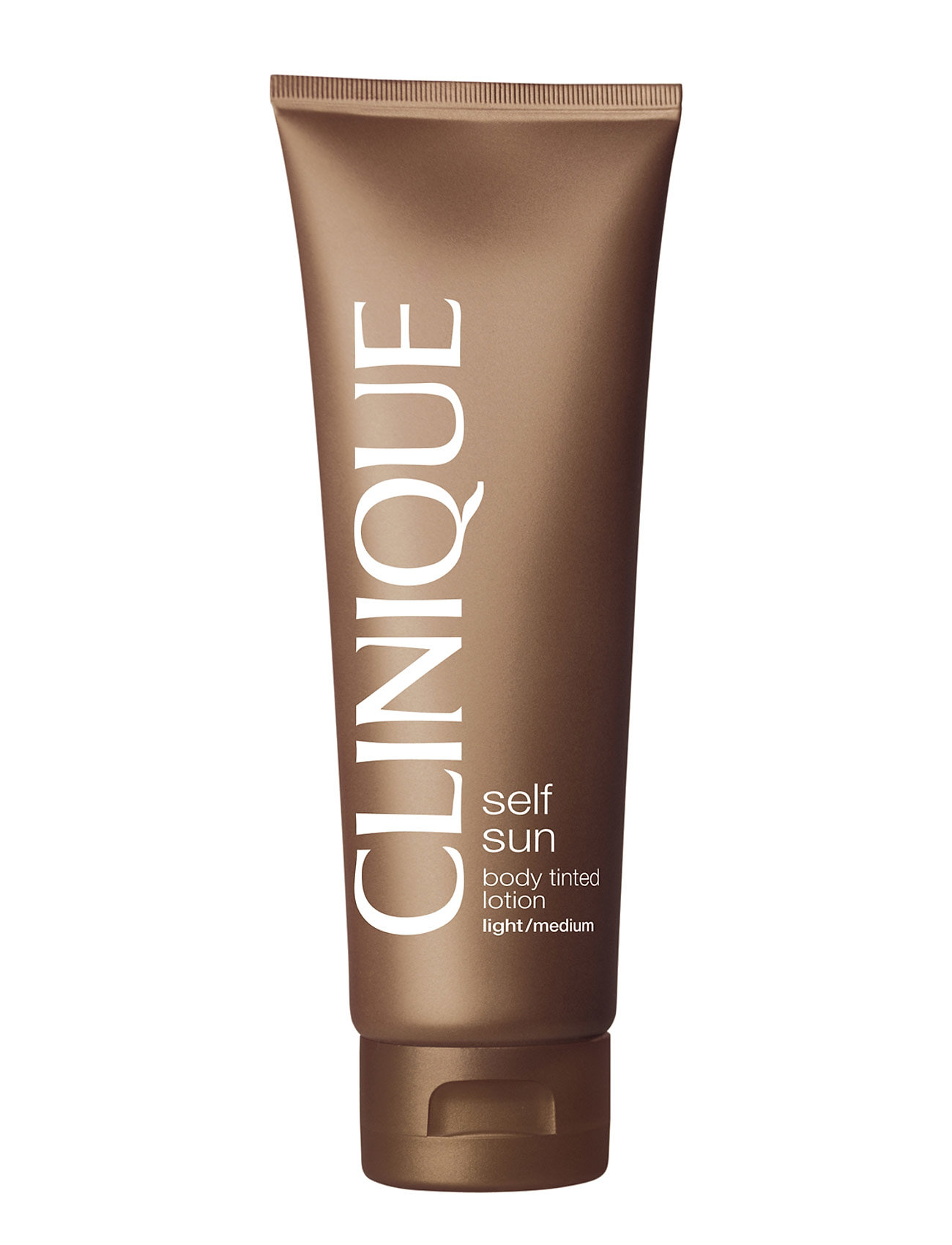 Body Tinted Lotion Light-Medium Clinique  til Damer i Klar