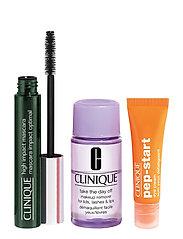 High on Lashes Set: High Impact Mascara - CLEAR