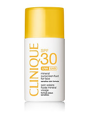 SPF 30 Mineral Sunscreen For Face - CLEAR
