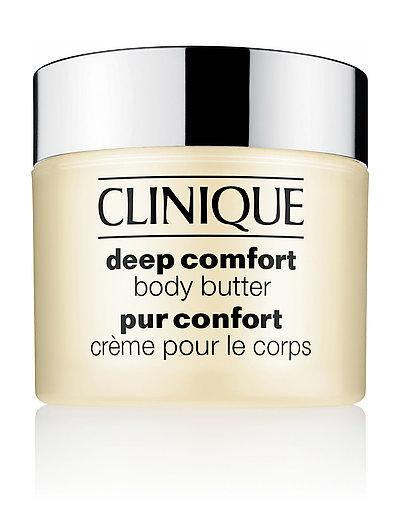 Deep Comfort Body Butter - CLEAR