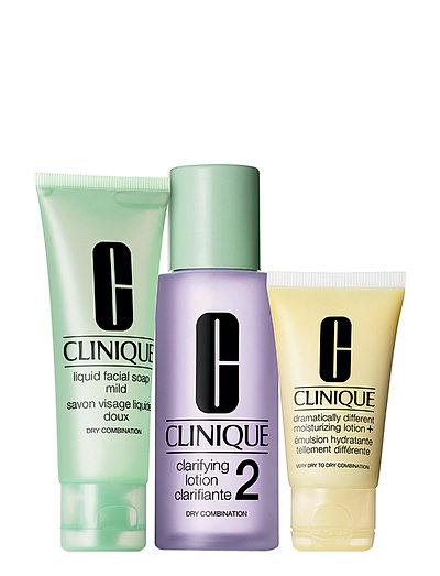 3-Step Skin Care Intro Set, Skin Type 2 - CLEAR