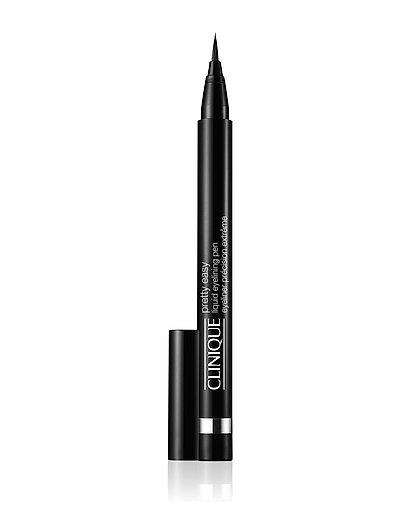 Pretty Easy Liquid Eyelining Pen, Black - BLACK