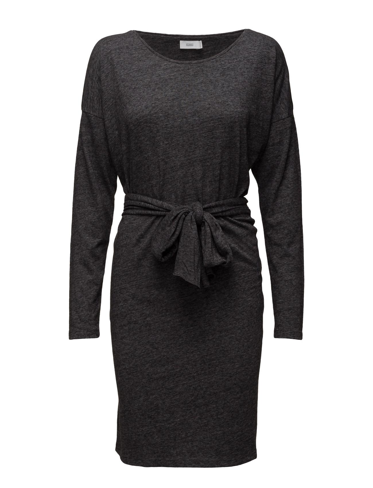 Womens Dress CLOSED Striktøj til Kvinder i Mørk grå