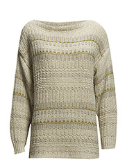 WOMENS KNIT - BLANCHED ALMOND