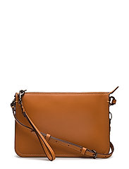 Glovetanned Leather Soho Crossbody - BP/GIFTING ORANGE