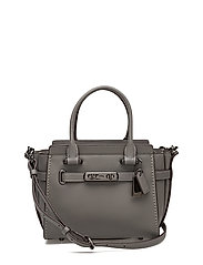 Glovetanned Leather Coach Swagger 21 - DK/HEATHER GREY