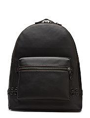 League Backpack With Coach Link - JI/BLACK